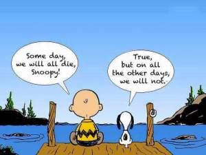 Charlie Brown und Snoopy